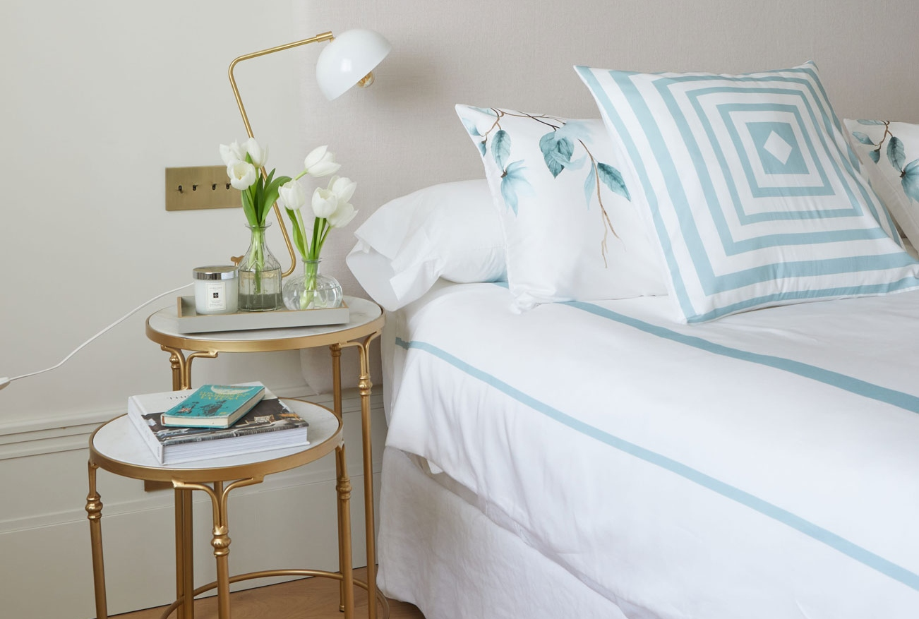Charm meets style in designer bedding from The Lino